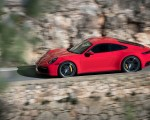 2020 Porsche 911 4S (Color: Guards Red) Side Wallpaper 150x120 (2)