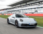 2020 Porsche 911 4S Front Three-Quarter Wallpaper 150x120 (37)