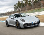2020 Porsche 911 4S Front Three-Quarter Wallpaper 150x120 (38)