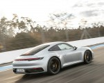 2020 Porsche 911 4S Rear Three-Quarter Wallpaper 150x120 (42)