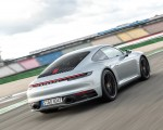 2020 Porsche 911 4S Rear Three-Quarter Wallpaper 150x120 (34)