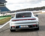 2020 Porsche 911 4S Rear Wallpaper 150x120 (44)