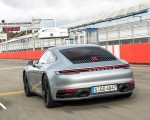 2020 Porsche 911 4S Rear Wallpaper 150x120 (43)