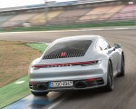 2020 Porsche 911 4S Rear Wallpaper 150x120 (35)