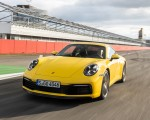 2020 Porsche 911 S Front Three-Quarter Wallpaper 150x120 (47)