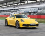2020 Porsche 911 S Front Three-Quarter Wallpaper 150x120 (45)