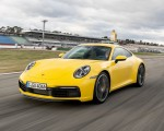 2020 Porsche 911 S Front Three-Quarter Wallpaper 150x120 (46)