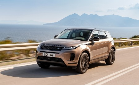 2020 Range Rover Evoque Wallpapers