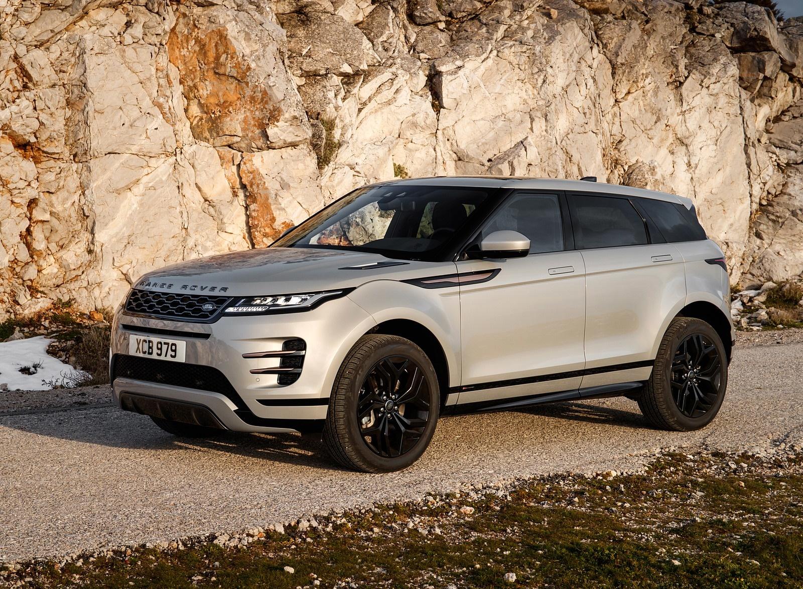 2020 Range Rover Evoque Front Three-Quarter Wallpapers (10)