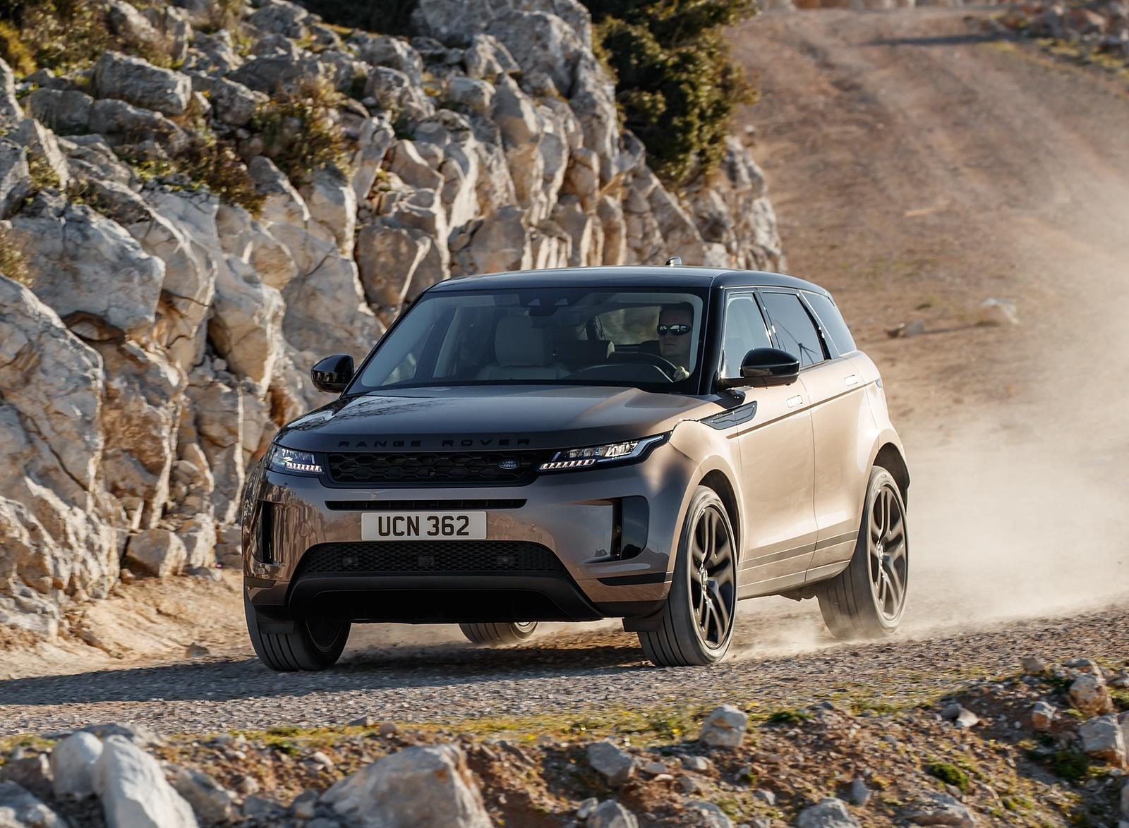 2020 Range Rover Evoque Front Three-Quarter Wallpapers (3)