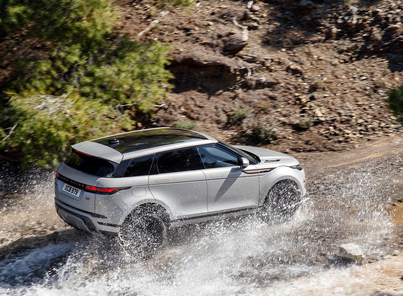 2020 Range Rover Evoque Side Wallpapers (7)