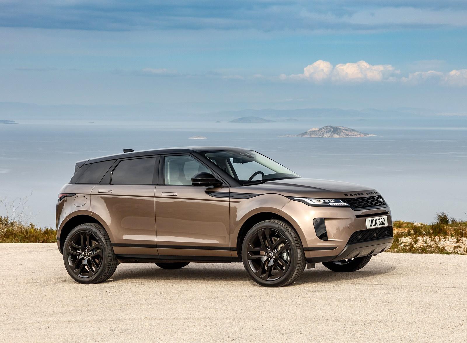 2020 Range Rover Evoque Side Wallpapers (6)
