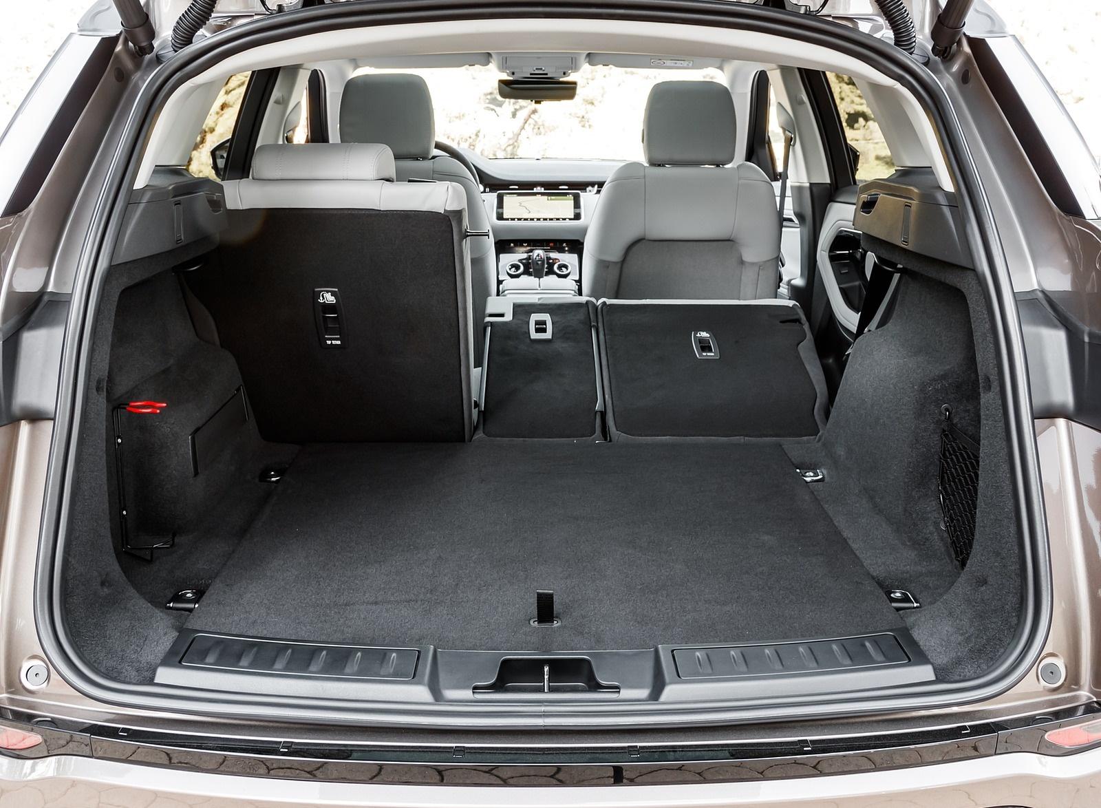 2020 Range Rover Evoque Trunk Wallpapers (14)
