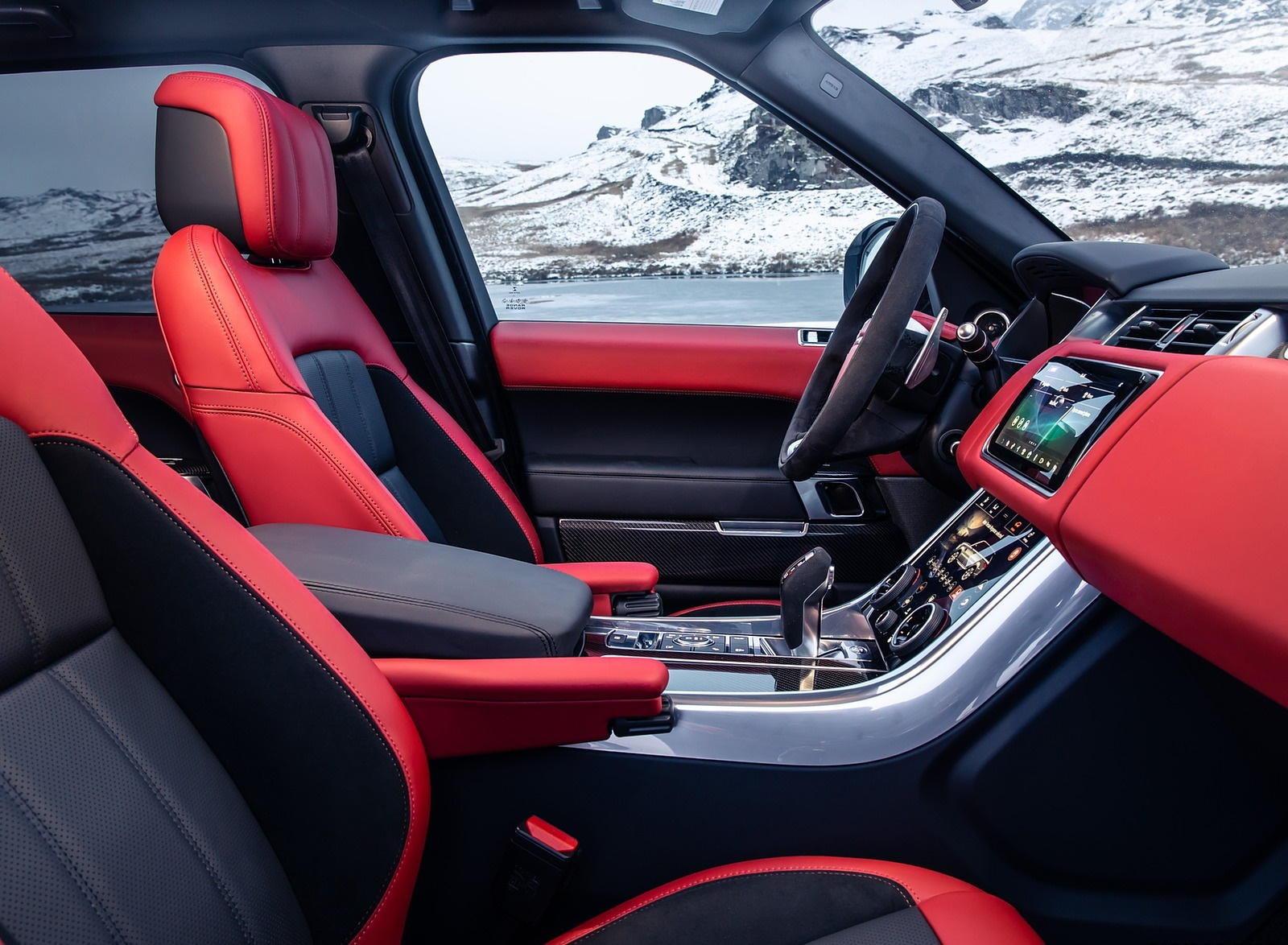 2020 Range Rover Sport Hst Special Edition Interior Front Seats Wallpapers 50 Newcarcars