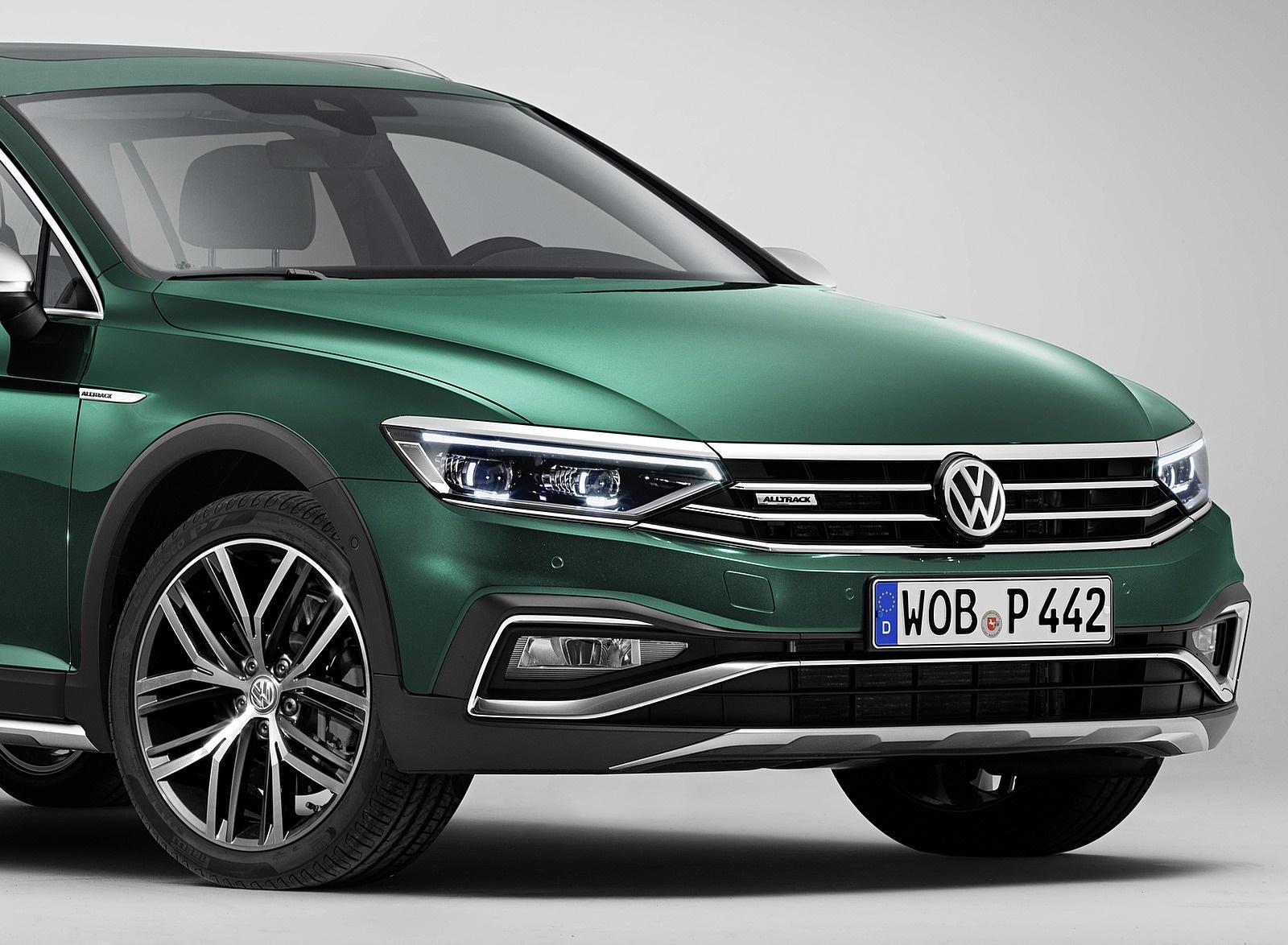 2020 Volkswagen Passat Alltrack (EU-Spec) Detail Wallpapers (10)