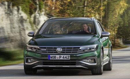 2020 Volkswagen Passat Alltrack (EU-Spec) Wallpapers HD