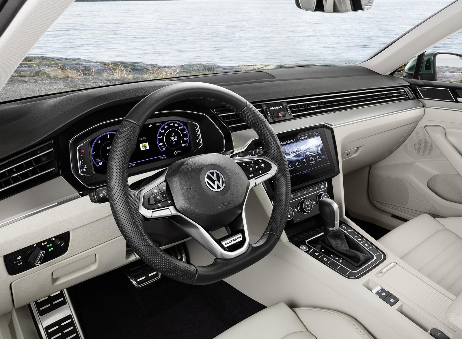2020 Volkswagen Passat Alltrack (EU-Spec) Interior Cockpit Wallpapers (14)