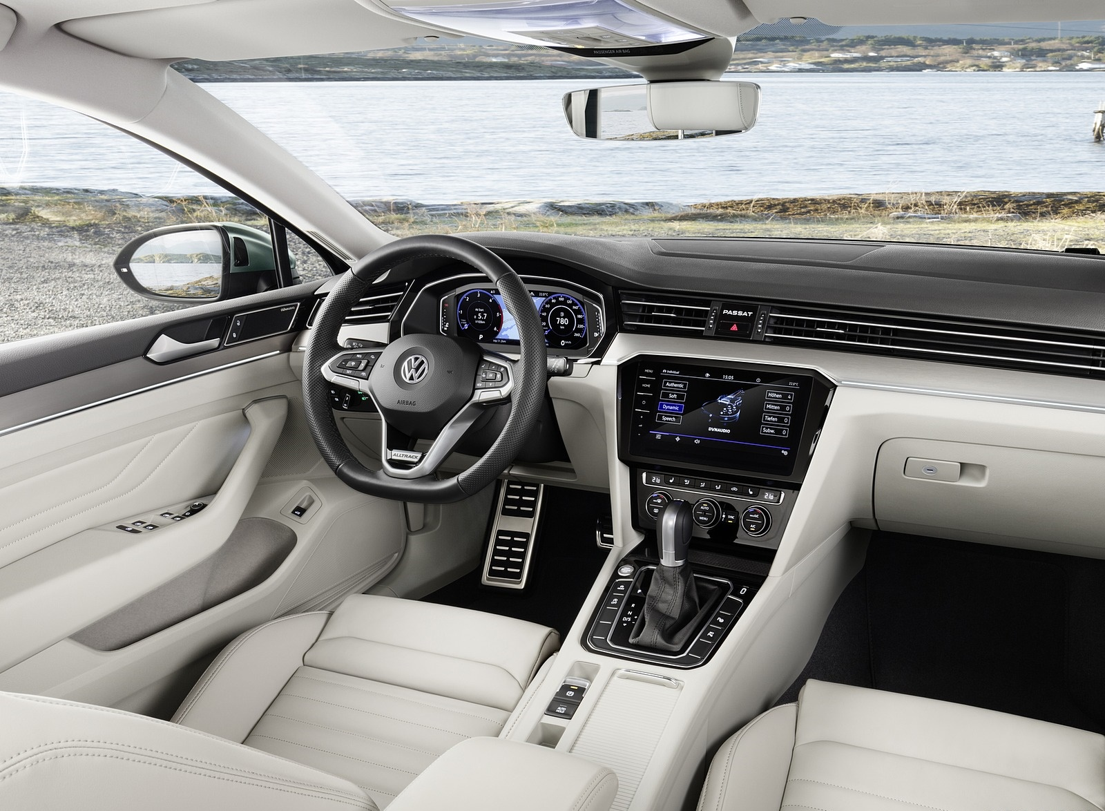 2020 Volkswagen Passat Alltrack (EU-Spec) Interior Front Seats Wallpapers (13)