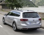 2020 Volkswagen Passat GTE Variant (Plug-In Hybrid EU-Spec) Rear Three-Quarter Wallpapers 150x120 (5)