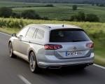 2020 Volkswagen Passat GTE Variant (Plug-In Hybrid EU-Spec) Rear Three-Quarter Wallpapers 150x120 (6)