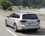 2020 Volkswagen Passat GTE Variant (Plug-In Hybrid EU-Spec) Rear Three-Quarter Wallpapers 150x120 (9)