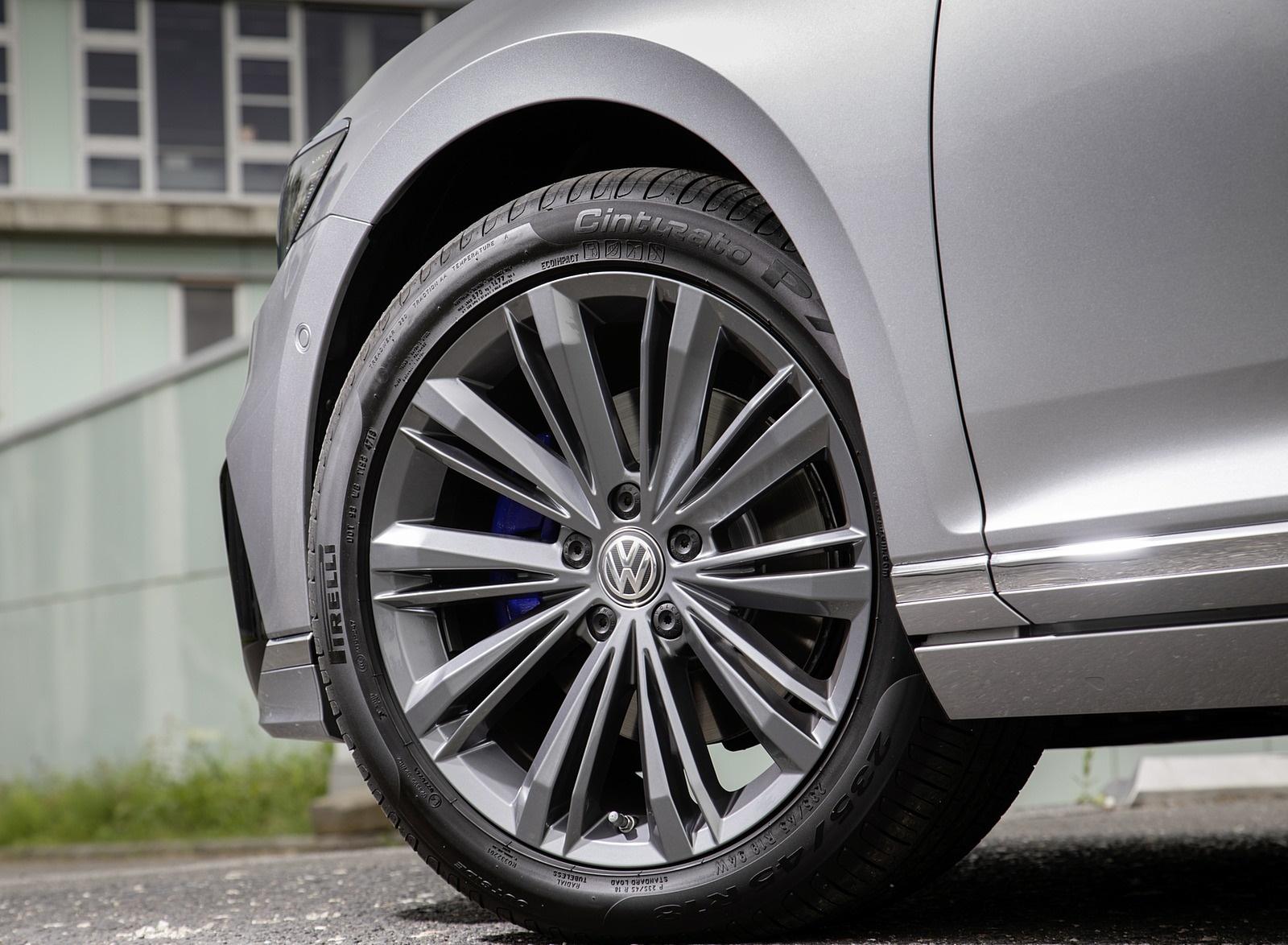 2020 Volkswagen Passat GTE Variant (Plug-In Hybrid EU-Spec) Wheel Wallpapers (15)