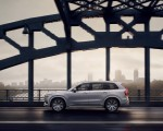 2020 Volvo XC90 Inscription T8 Plug-in Hybrid (Color: Birch Light Metallic) Side Wallpapers 150x120 (19)