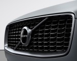 2020 Volvo XC90 R-Design T8 Plug-in Hybrid (Color: Thunder Grey) Grill Wallpapers 150x120 (9)