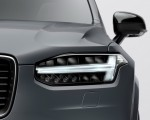 2020 Volvo XC90 R-Design T8 Plug-in Hybrid (Color: Thunder Grey) Headlight Wallpapers 150x120 (10)