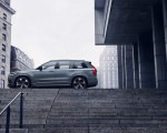 2020 Volvo XC90 R-Design T8 Plug-in Hybrid (Color: Thunder Grey) Side Wallpapers 150x120 (5)