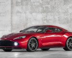 2018 Aston Martin Vanquish Zagato Coupe Front Three-Quarter Wallpapers 150x120 (4)