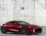 2018 Aston Martin Vanquish Zagato Coupe Front Three-Quarter Wallpapers 150x120 (5)