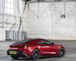 2018 Aston Martin Vanquish Zagato Coupe Rear Three-Quarter Wallpapers 150x120 (10)