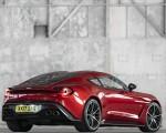 2018 Aston Martin Vanquish Zagato Coupe Rear Three-Quarter Wallpapers 150x120 (2)