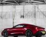 2018 Aston Martin Vanquish Zagato Coupe Rear Three-Quarter Wallpapers 150x120 (8)