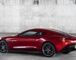 2018 Aston Martin Vanquish Zagato Coupe Rear Three-Quarter Wallpapers 150x120 (9)