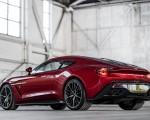 2018 Aston Martin Vanquish Zagato Coupe Rear Three-Quarter Wallpapers 150x120 (3)