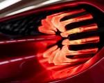 2018 Aston Martin Vanquish Zagato Coupe Tail Light Wallpapers 150x120 (21)