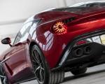 2018 Aston Martin Vanquish Zagato Coupe Tail Light Wallpapers 150x120 (13)