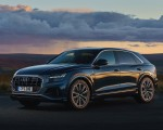2019 Audi Q8 S Line 50 TDI Quattro (UK-Spec) Front Three-Quarter Wallpaper 150x120 (9)
