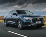 2019 Audi Q8 (UK-Spec) Wallpapers HD