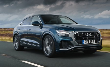 2019 Audi Q8 (UK-Spec) Wallpapers & HD Images