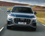 2019 Audi Q8 S Line 50 TDI Quattro (UK-Spec) Front Wallpaper 150x120 (3)