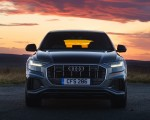 2019 Audi Q8 S Line 50 TDI Quattro (UK-Spec) Front Wallpaper 150x120 (12)