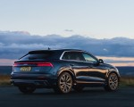 2019 Audi Q8 S Line 50 TDI Quattro (UK-Spec) Rear Three-Quarter Wallpaper 150x120 (13)
