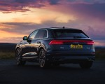 2019 Audi Q8 S Line 50 TDI Quattro (UK-Spec) Rear Three-Quarter Wallpaper 150x120 (14)