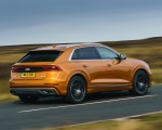 2019 Audi Q8 S Line 50 TDI Quattro (UK-Spec) Rear Three-Quarter Wallpaper 150x120 (38)