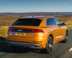 2019 Audi Q8 S Line 50 TDI Quattro (UK-Spec) Rear Wallpaper 150x120 (39)