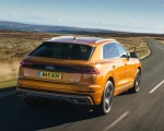 2019 Audi Q8 S Line 50 TDI Quattro (UK-Spec) Rear Wallpaper 150x120 (25)