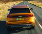 2019 Audi Q8 S Line 50 TDI Quattro (UK-Spec) Rear Wallpaper 150x120 (26)